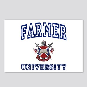 FARMER University Postcards (Package of 8)