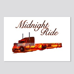 Midnight Ride Postcards (Package of 8)