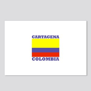 Cartagena, Colombia Postcards (Package of 8)