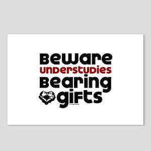 Understudies Postcards (Package of 8)