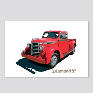 The Diamond T Postcards (Package of 8)