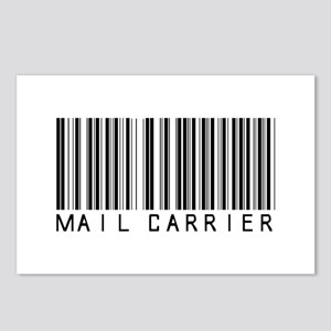 Mail Carrier Barcode Postcards (Package of 8)