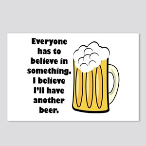 another beer Postcards (Package of 8)