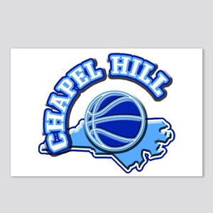Chapel Hill Basketball Postcards (Package of 8)