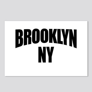 Brooklyn NY NYC Postcards (Package of 8)