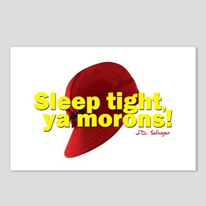 Sleep Tight, Ya Morons! Postcards (Package of 8)