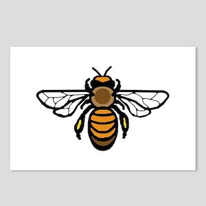 Bee Postcards (Package of 8)