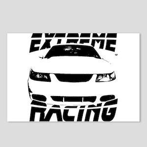 Racing Mustang 99 2004 Postcards (Package of 8)