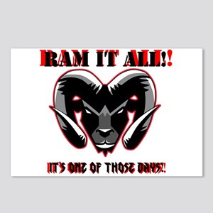 RAM_IT Postcards (Package of 8)