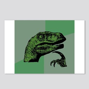 Philosoraptor Postcards (Package of 8)