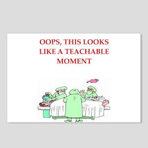 doctor joke Postcards (Package of 8)
