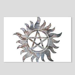 Supernatural Symbol Postcards (Package of 8)