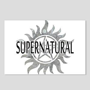 Supernatural Postcards (Package of 8)
