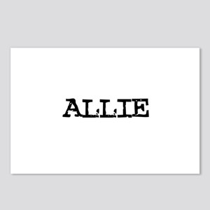 Allie Postcards (Package of 8)