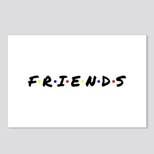 FRIENDS Postcards (Package of 8)