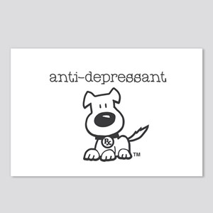 Anti Depressant Postcards (Package of 8)