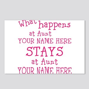 Aunts House Postcards (Package of 8)