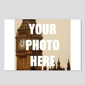 Your Photo Here Personalize It! Postcards (Package