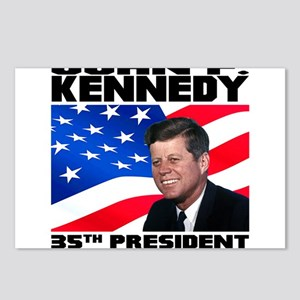 35 Kennedy Postcards (Package of 8)
