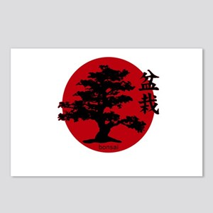 Bonsai Postcards (Package of 8)