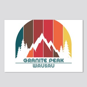 Granite Peak - Wausau - Postcards (Package of 8)