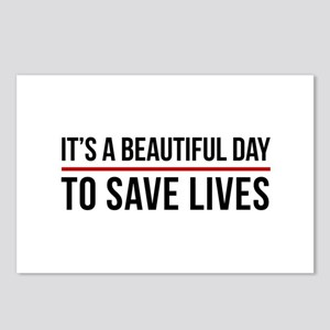 Save Lives Postcards (Package of 8)