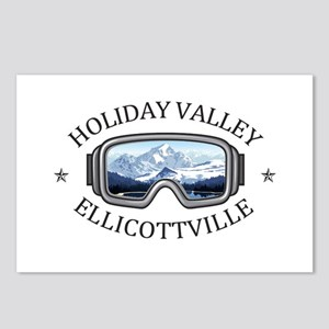 Holiday Valley - Ellico Postcards (Package of 8)