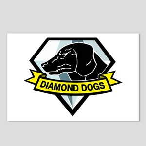 Diamond Dogs MGS Postcards (Package of 8)