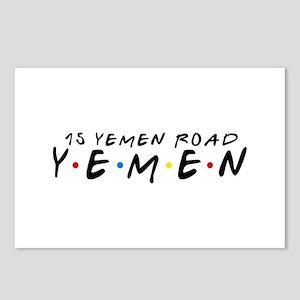 15 Yemen Road Postcards (Package of 8)