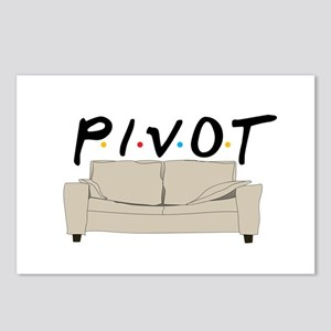 Pivot Postcards (Package of 8)