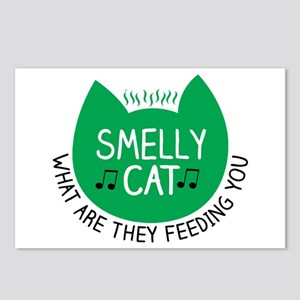 Smelly Cat Postcards (Package of 8)