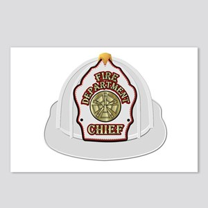 Traditional Fire Departme Postcards (Package of 8)