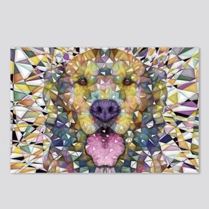 Rainbow Dog Postcards (Package of 8)
