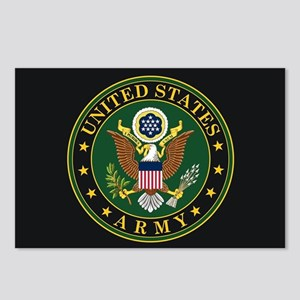 U.S. Army Emblem Postcards (Package of 8)