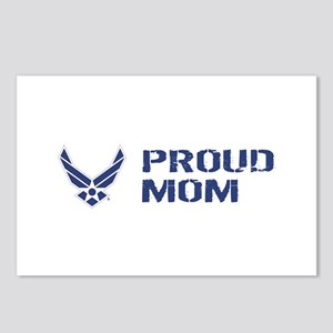 USAF: Proud Mom Postcards (Package of 8)