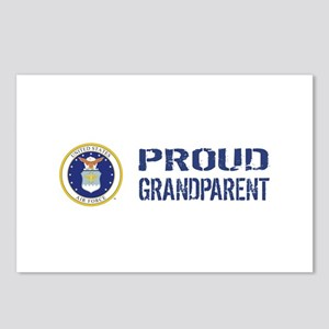 USAF: Proud Grandparent Postcards (Package of 8)