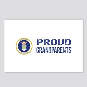 USAF: Proud Grandparents Postcards (Package of 8)
