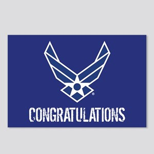USAF: Congratulations Postcards (Package of 8)