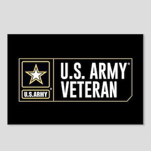 U.S. Army Veteran Logo Postcards (Package of 8)
