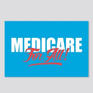 Medicare For All Postcards (Package of 8)