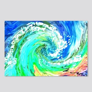 Waves Postcards (Package of 8)