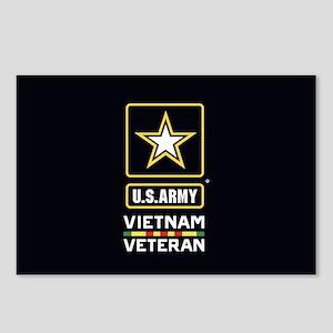 U.S. Army Vietnam Veteran Postcards (Package of 8)
