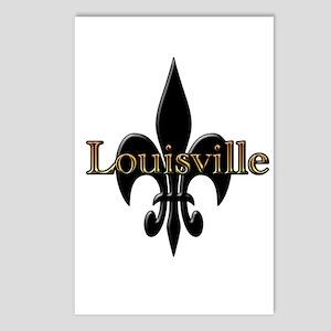 Louisville Fleur de Lis Postcards (Package of 8)