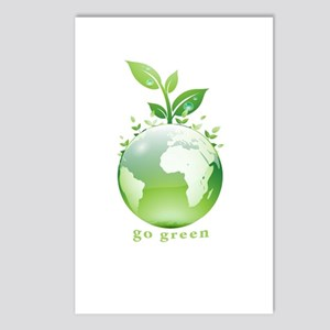Green World Postcards (Package of 8)