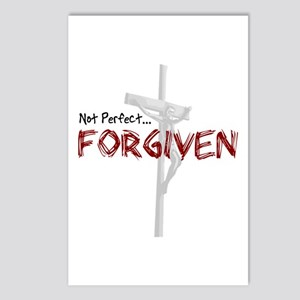 Not Perfect... Forgiven Postcards (package Of 8)