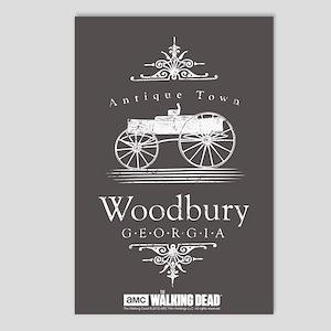 Woodbury Postcards (package Of 8)