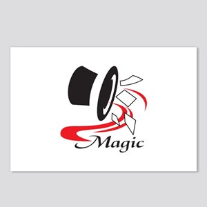 Magic Postcards (Package of 8)