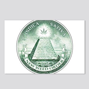 New Weed Order by mouseman Postcards (Package of 8