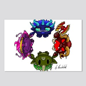 Chaos Gods Postcards (Package of 8)