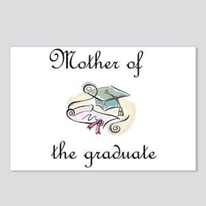 Mother of the graduate Postcards (Package of 8)